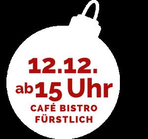 Cafe Bistro Fürstlich - Christmas Party - Charity Event in Klagenfurt - Christbaumkugel